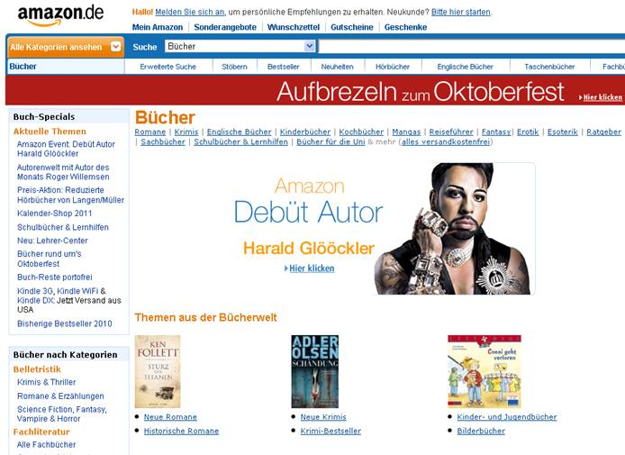 superior quality 8b9ac 5317d Repräsentativ oder nicht? Die Lieblings-Shopping Portale der ...